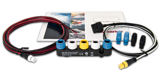 What's in the kit? | Raymarine